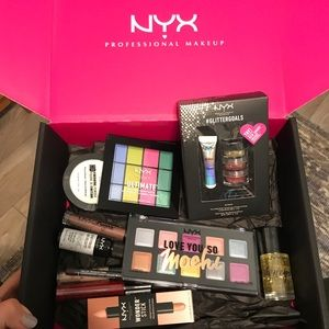 LIMITED EDITION NYX goodie box! ✨